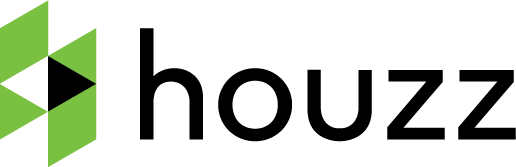 houzz logo and link