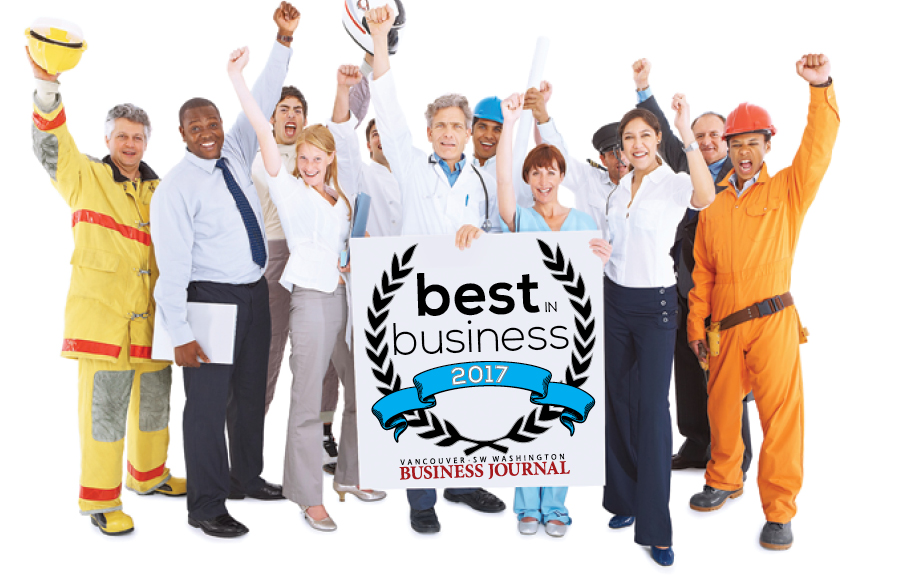 Vancouver Business Journal Best in Business